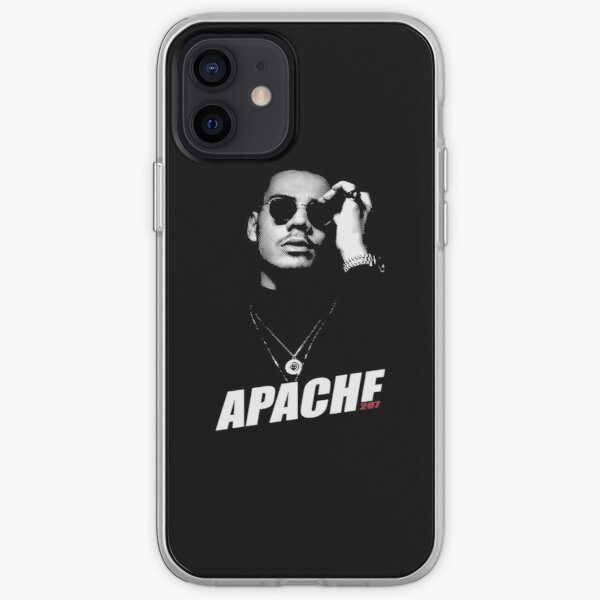 APACHE 207 MERCH Coque souple iPhone