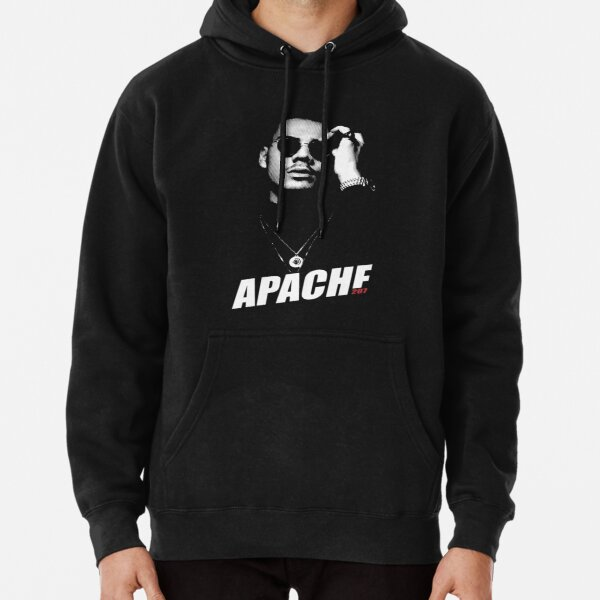 APACHE 207 MERCH Pullover Hoodie