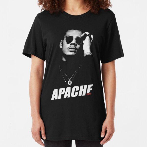 APACHE 207 MERCH Slim Fit T-Shirt