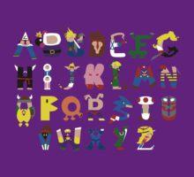 Gamer's Alphabet