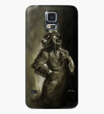 Funda/vinilo para Samsung Galaxy Dapper Cthulhu