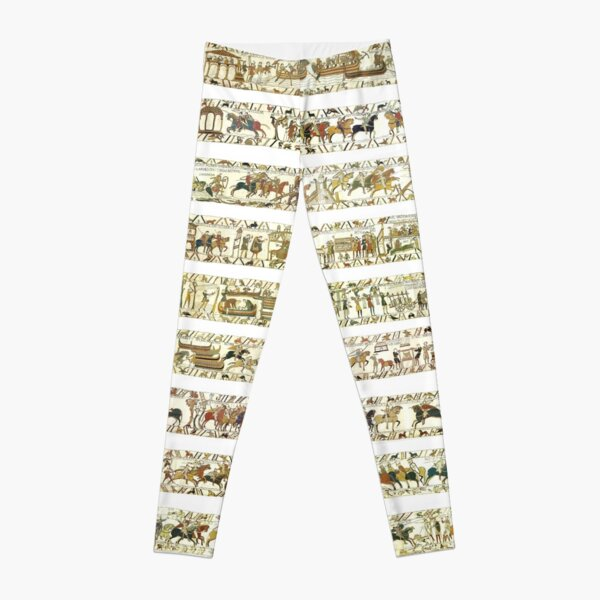 Complete Bayeux Tapestry Leggings