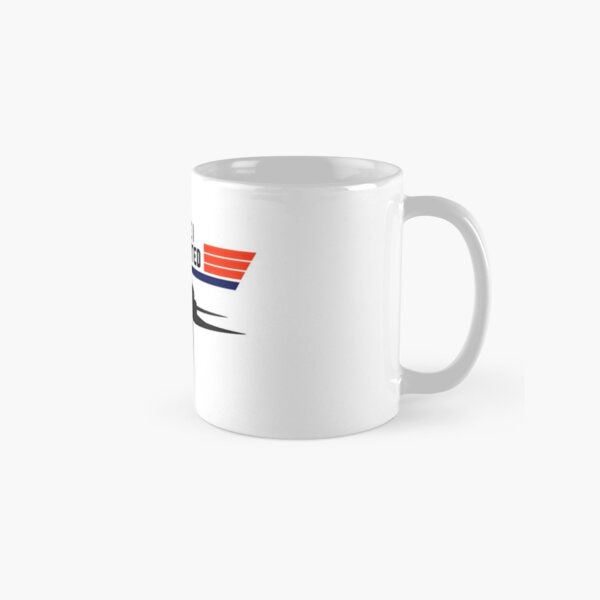 Top Gun Because I was Inverted Classic Mug