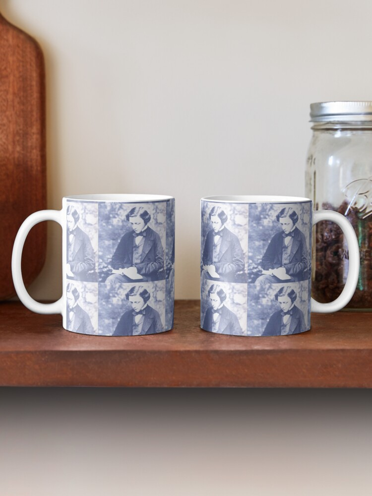 Alternate view of Lewis Carroll (Charles Lutwidge Dodgson) Mug