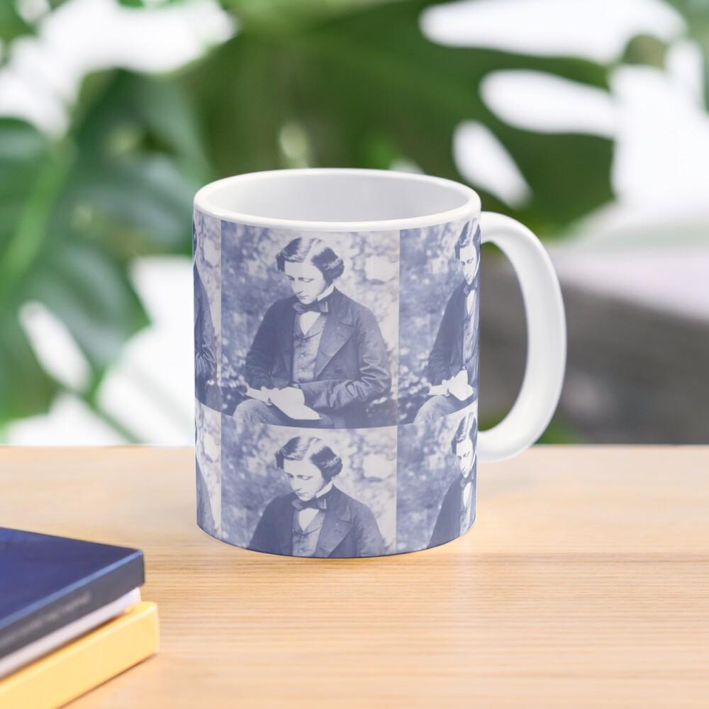 Lewis Carroll (Charles Lutwidge Dodgson) Mug