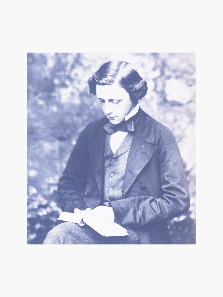 Lewis Carroll (Charles Lutwidge Dodgson) by dplrjl