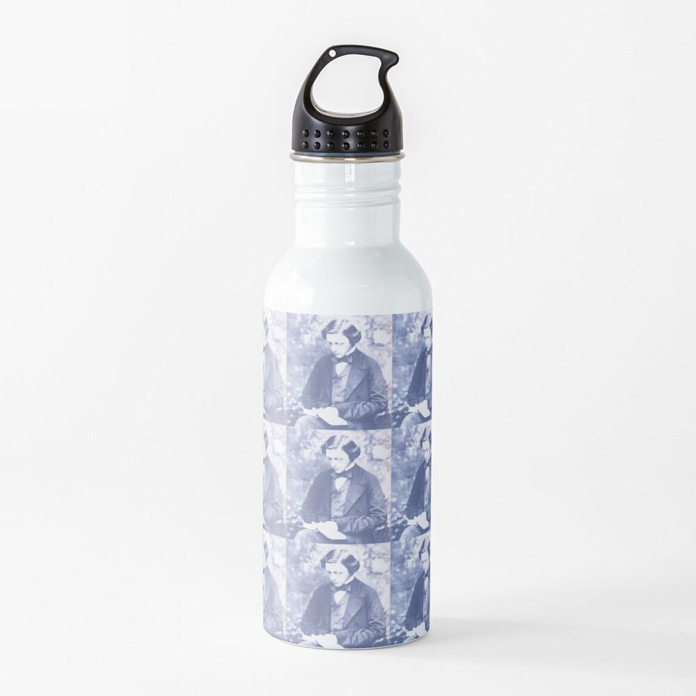 Lewis Carroll (Charles Lutwidge Dodgson) Water Bottle