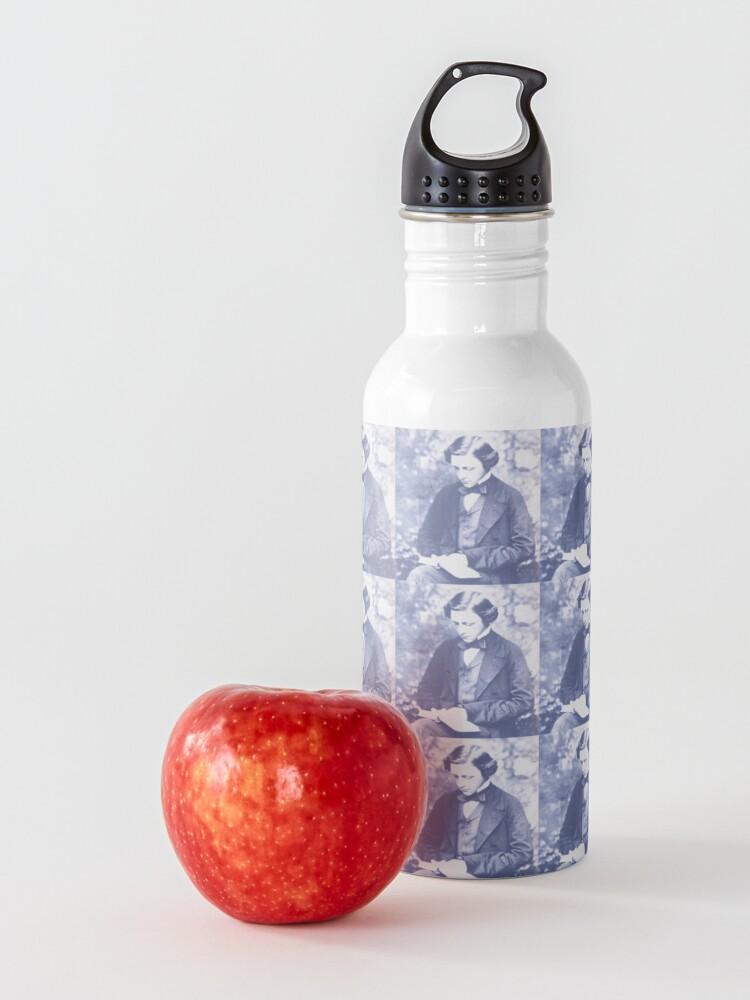 Alternate view of Lewis Carroll (Charles Lutwidge Dodgson) Water Bottle