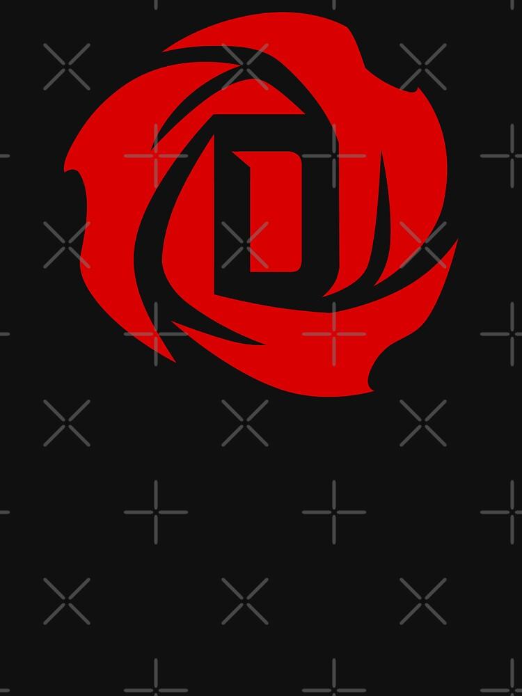 Derrick Rose Logo by elizaldesigns