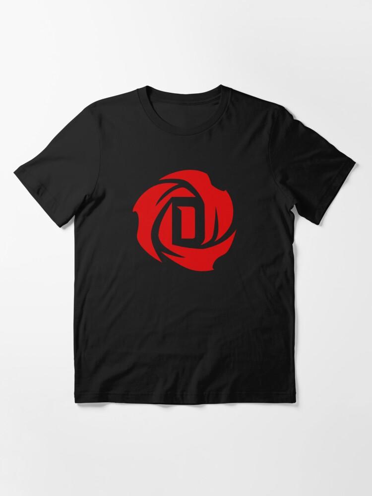 Alternate view of Derrick Rose Logo Essential T-Shirt