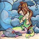 Dragon Lullaby by Concetta Kilmer