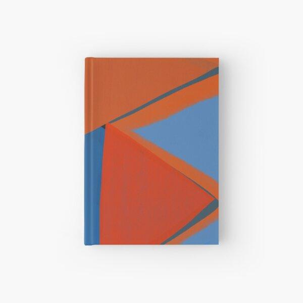 Blue Diamonds Hardcover Journal