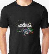 Seied - Bugz In My Headphonez Official Merch Unisex T-Shirt