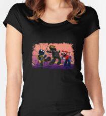 Carnival of Doooom Women's Fitted Scoop T-Shirt