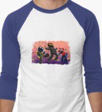 Carnival of Doooom Men's Baseball ¾ T-Shirt