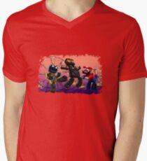 Carnival of Doooom Mens V-Neck T-Shirt
