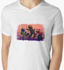 Carnival of Doooom Men's V-Neck T-Shirt