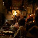 Varanasi by David Reid