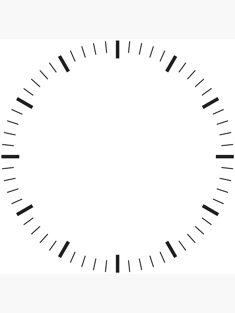 White clock by colorandpattern