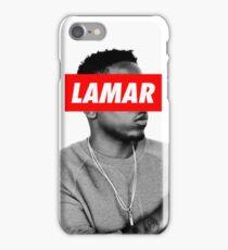 "Kendrick Lamar ""LAMAR"" OBEY Style iPhone Case/Skin"