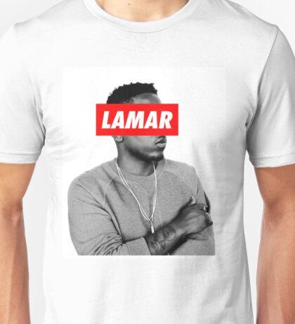 "Kendrick Lamar ""LAMAR"" OBEY Style Unisex T-Shirt"