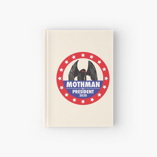 Mothman For President Hardcover Journal