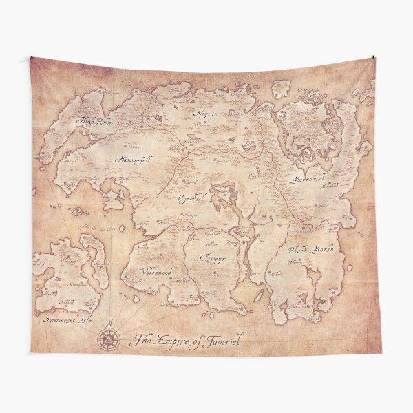 Tamriel Tapestry
