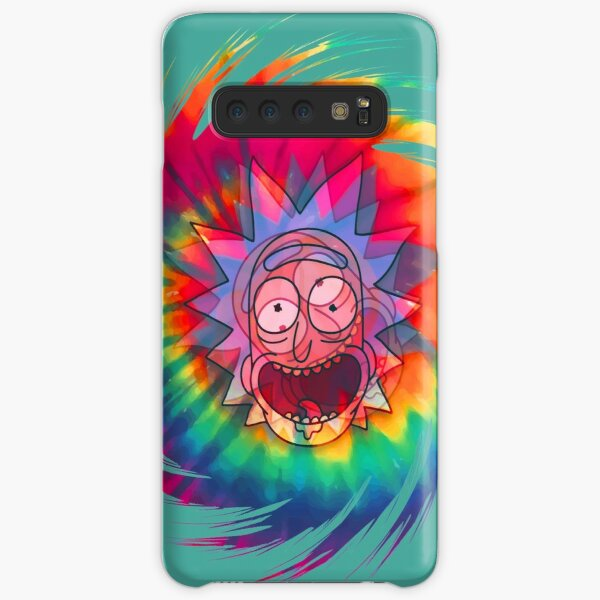 Spun - Out Hippie Rick ~ Music Festival - Rick and Morty™ Samsung Galaxy Snap Case
