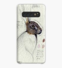Étude du lièvre Coque et skin adhésive Samsung Galaxy