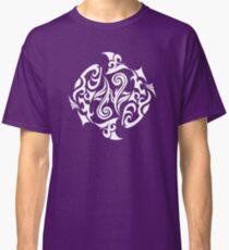 Zodiac Sign Pisces White Classic T-Shirt