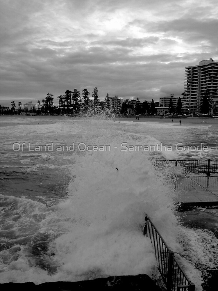 Feeling Forceful by Of Land & Ocean - Samantha Goode