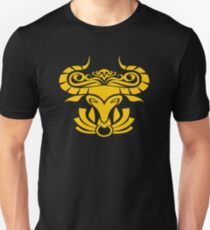 Zodiac Sign Taurus Gold Unisex T-Shirt