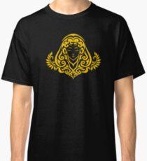 Zodiac Sign Virgo Gold Classic T-Shirt