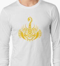 Zodiac Sign Scorpio Gold T-Shirt