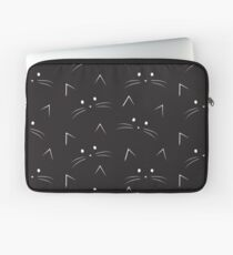 because cats. Laptop Sleeve