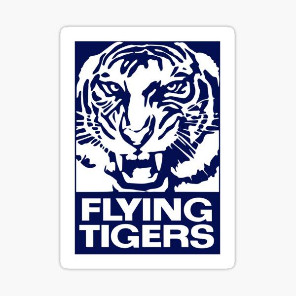Flying Tiger Line Sticker
