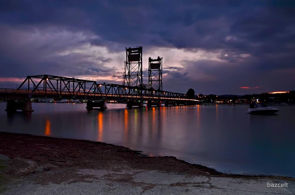 Clyde River Bridge, #2 by bazcelt