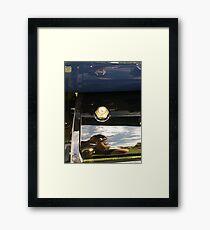gauge Framed Print