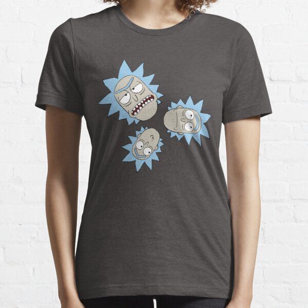 Rick and Morty Essential T-Shirt