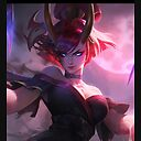 Blood Moon Evelynn Splash Art League Of Legends Sleeveless Top By Challengerb Redbubble