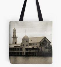 Cunningham Pier Geelong Tote Bag