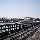View From a Pier by Melissa Fuller