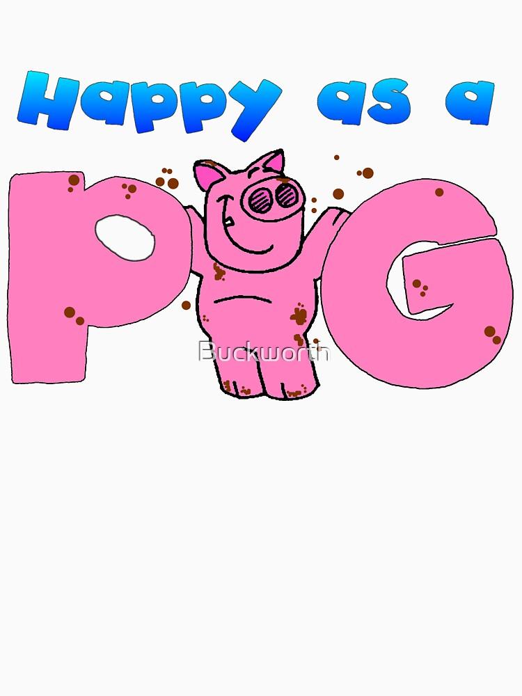 Pigging Wicked! by Buckworth