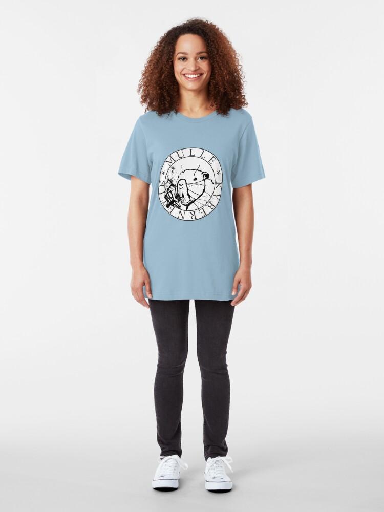 Alternate view of Mulle kybernetiK Slim Fit T-Shirt