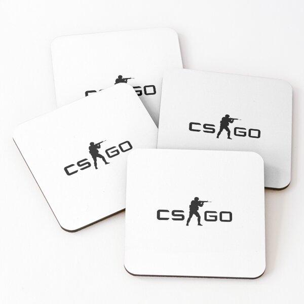 CSGO Logo Coasters (Set of 4)