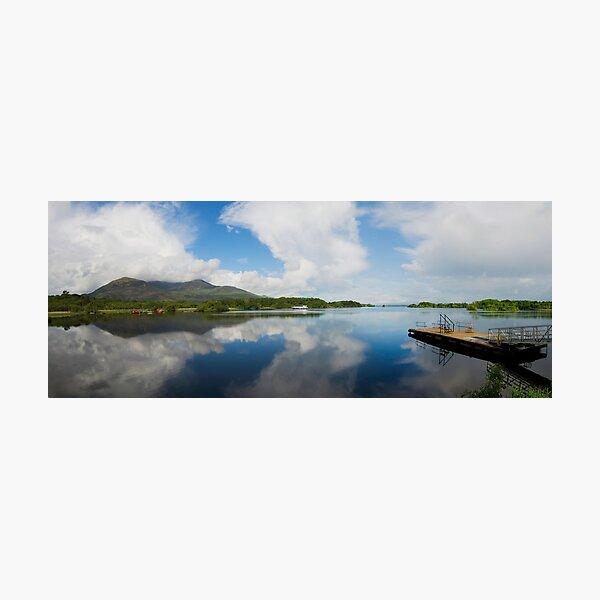 Lough Leane panroama  Photographic Print