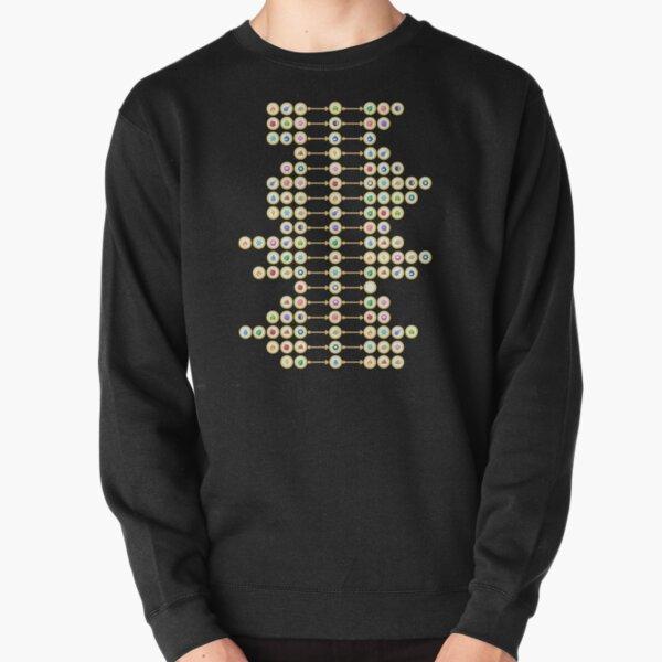 Strengths & Weaknesses Chart Pullover Sweatshirt