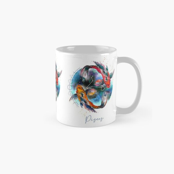 horoscope - Sign Pisces Classic Mug