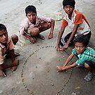 Marbel players by JYOTIRMOY Portfolio Photographer