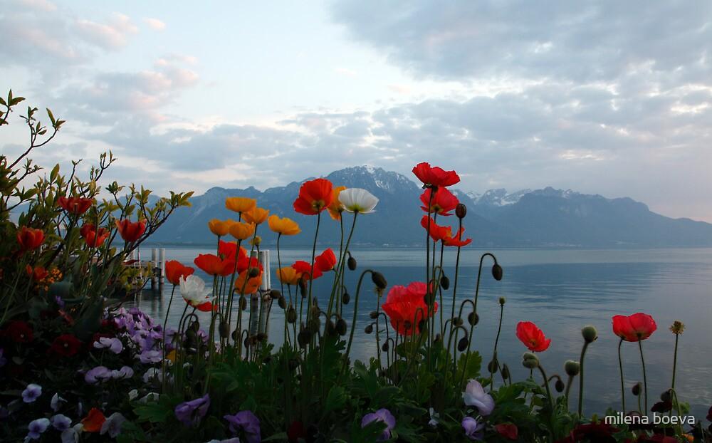 lake geneva by milena boeva